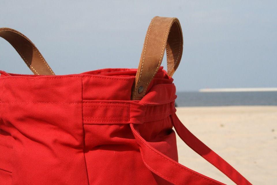 bolsas playa hechas a mano